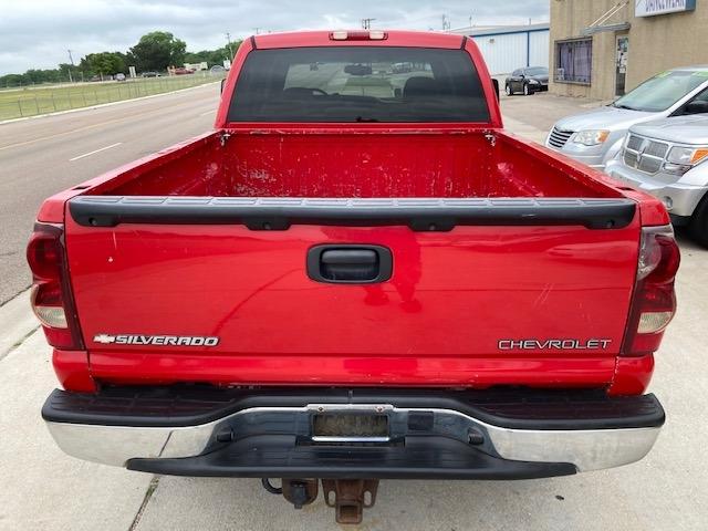 Chevrolet Silverado 1500HD 2003 price $5,450