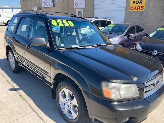 Subaru Forester (Natl) 2004 price $4,250