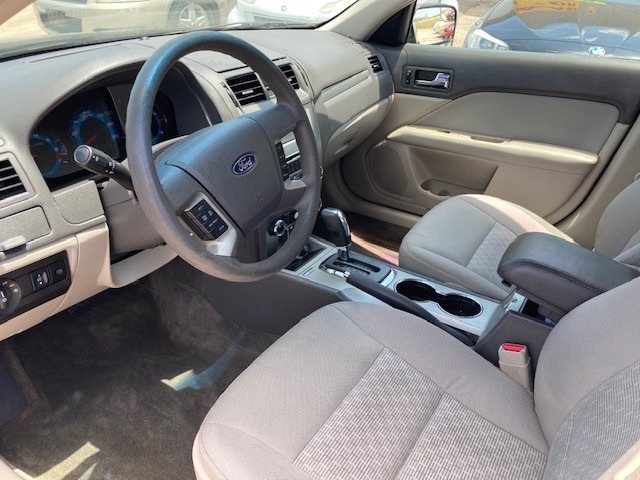 Ford Fusion 2011 price $4,550