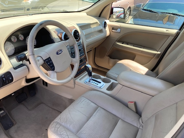 Ford Freestyle 2005 price $4,150