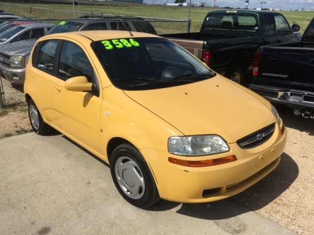 2008 Chevrolet Aveo 5dr Hb Svm Inventory Airport Auto Sales