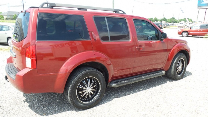 NISSAN PATHFINDER 2008 price $6,999