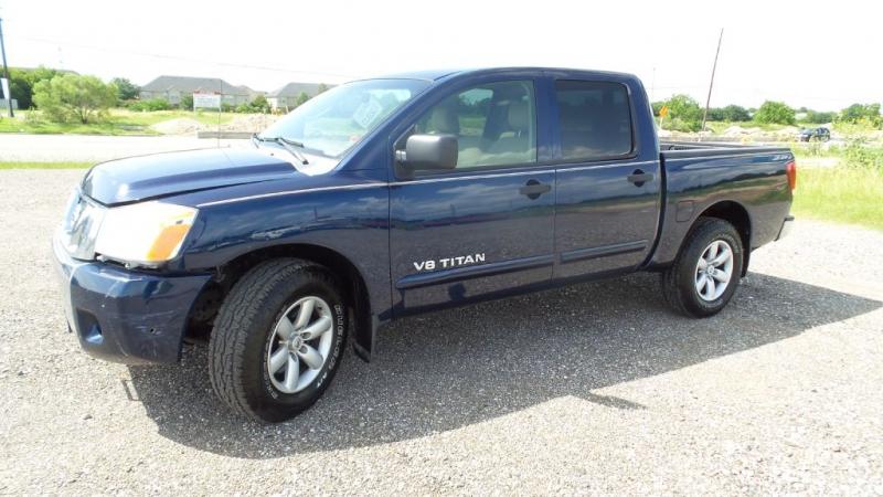 NISSAN TITAN 2008 price $7,999