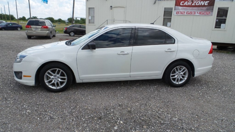FORD FUSION 2011 price $4,500