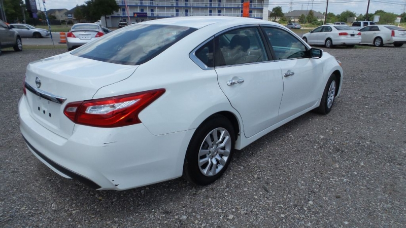 NISSAN ALTIMA 2016 price $7,499