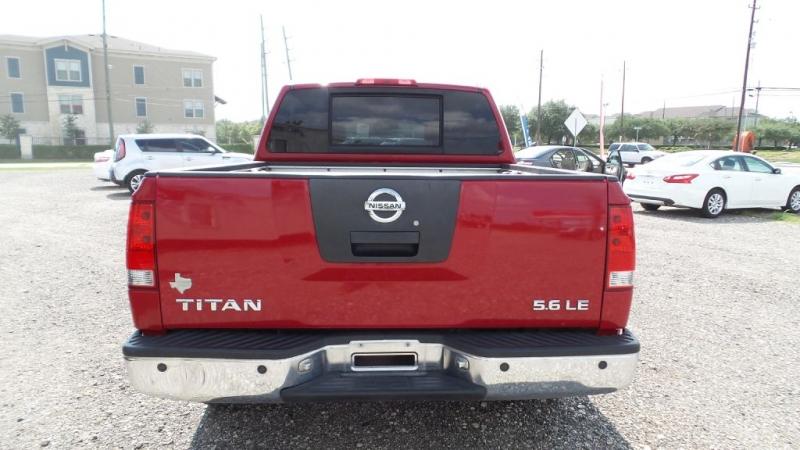 NISSAN TITAN 2005 price $6,499