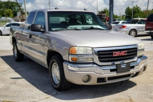 GMC NEW SIERRA 2004