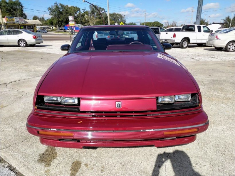 OLDSMOBILE TORONADO 1991 price $3,991