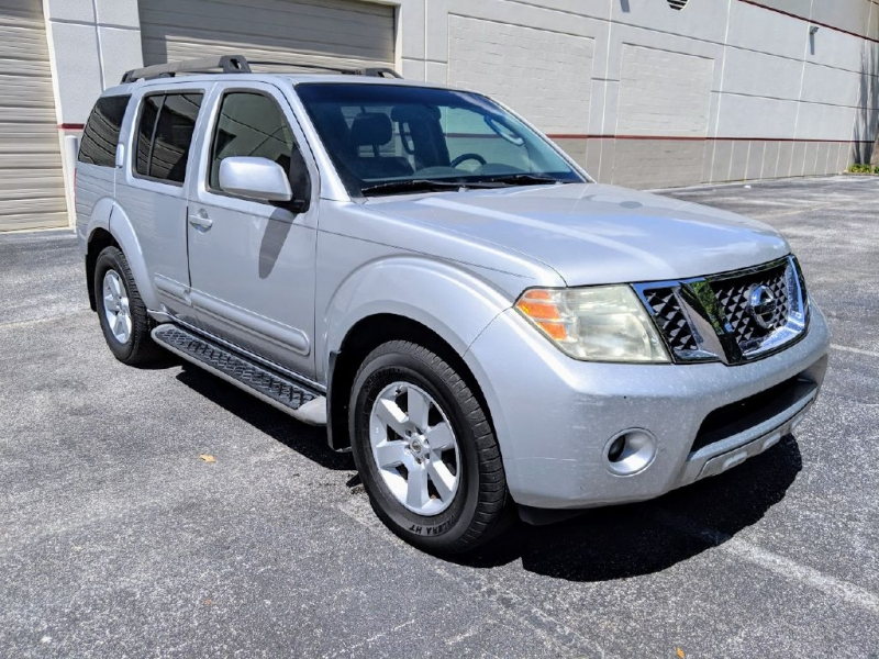 NISSAN PATHFINDER 2008 price $4,991