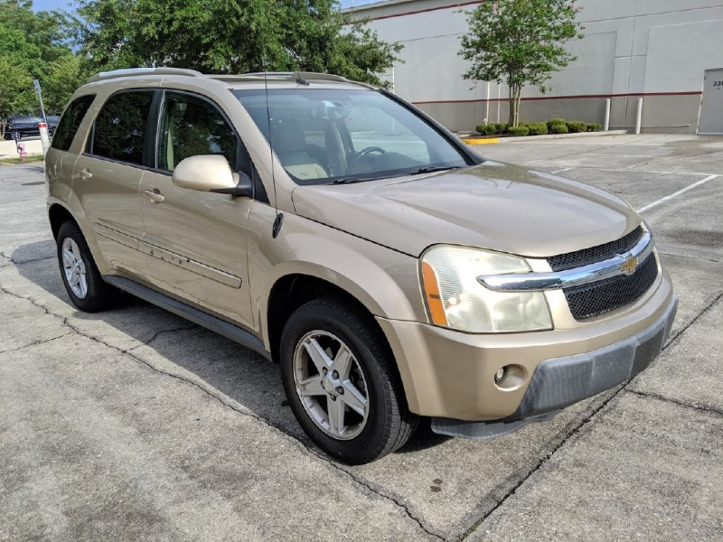CHEVROLET EQUINOX 2006 price $2,801