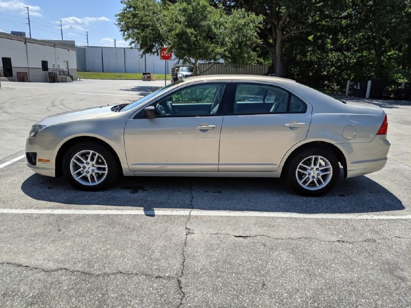 FORD FUSION 2010 price $3,501