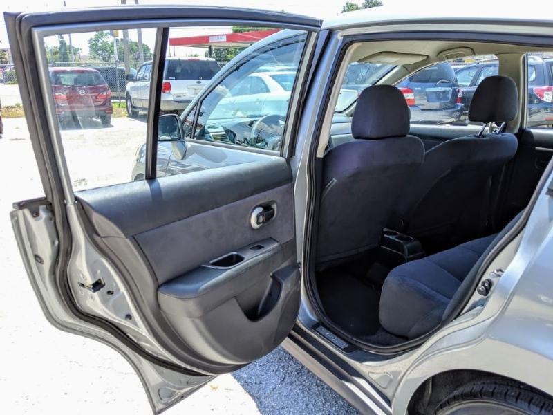 NISSAN VERSA 2008 price $2,501