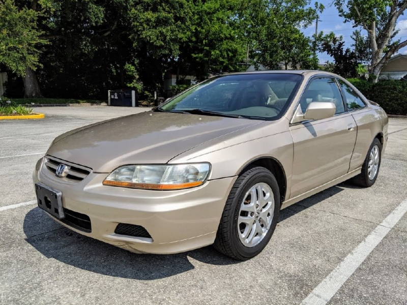 HONDA ACCORD 2001 price $2,501