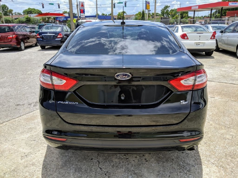FORD FUSION 2014 price $5,991