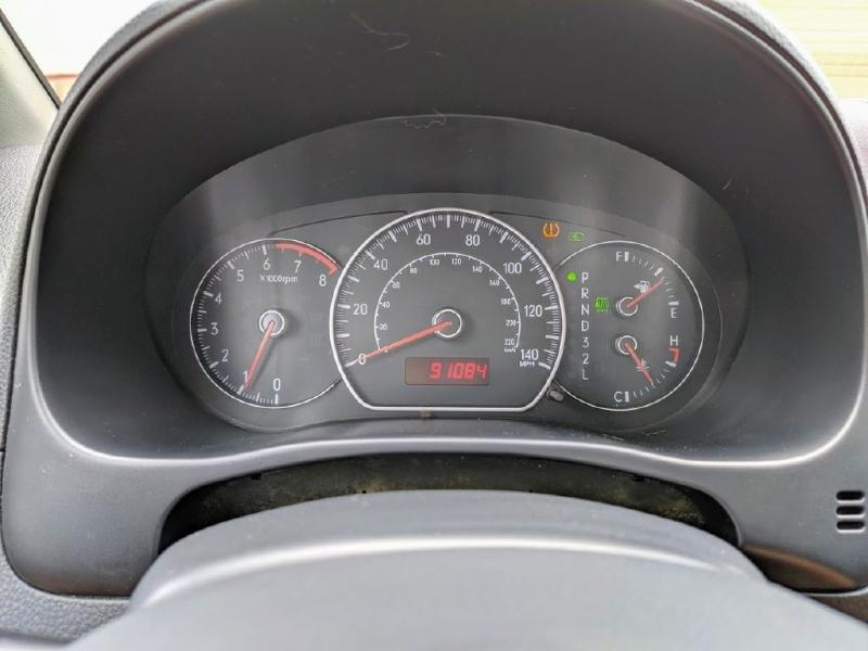 SUZUKI SX4 2008 price $3,991