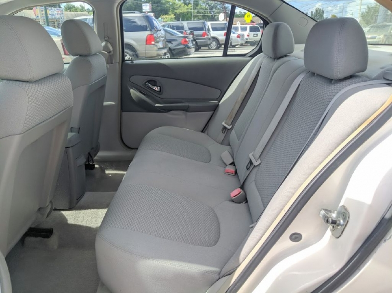 Sensational 2006 Chevrolet Malibu Ls Pabps2019 Chair Design Images Pabps2019Com