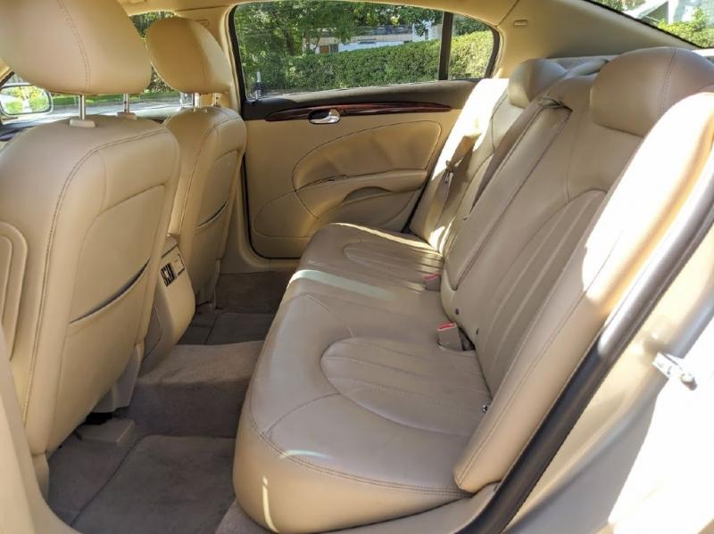 BUICK LUCERNE 2009 price $3,995