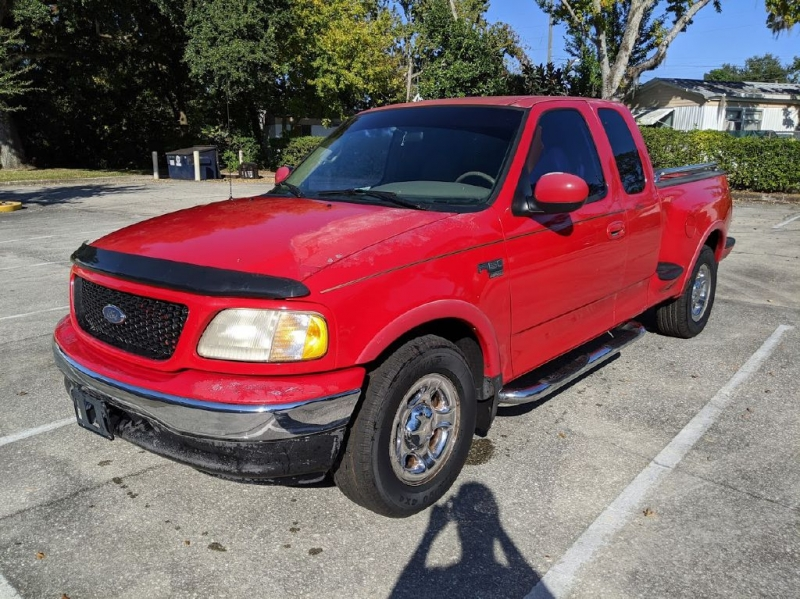 FORD F150 2000 price $2,495