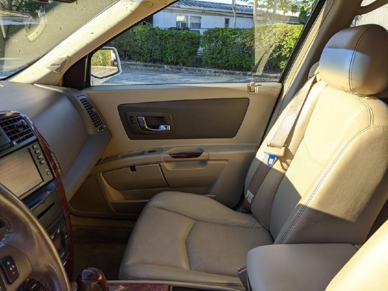 CADILLAC SRX 2006 price $3,499