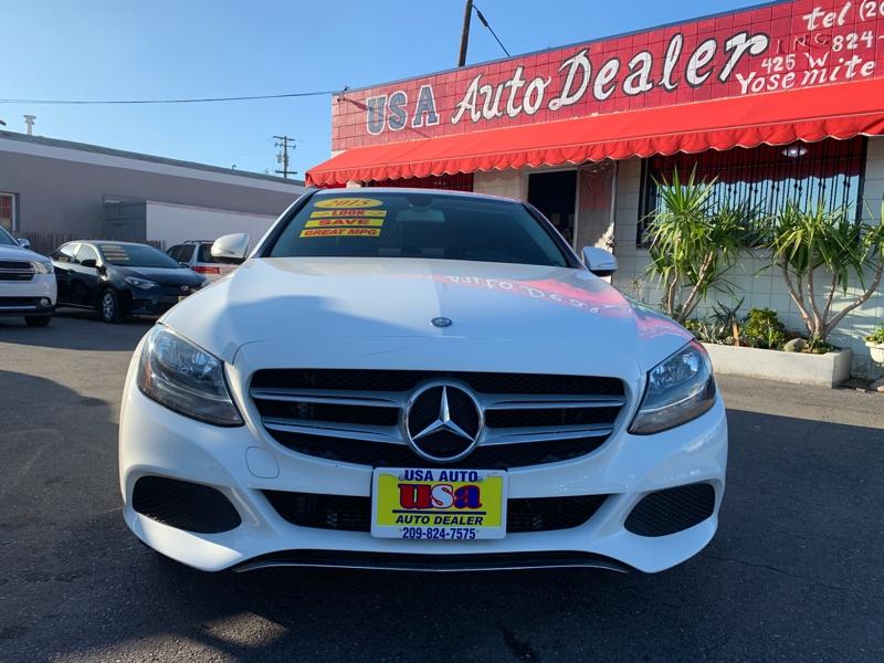 Mercedes-Benz C-Class 2015 price $21,995