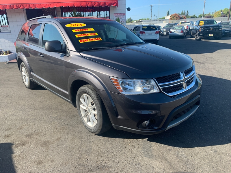 Dodge Journey 2016 price $11,999