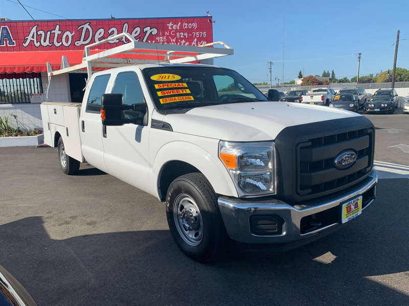 Ford Super Duty F-250 SRW 2015 price $20,995