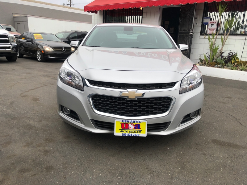 Chevrolet Malibu Limited 2016 price $13,995