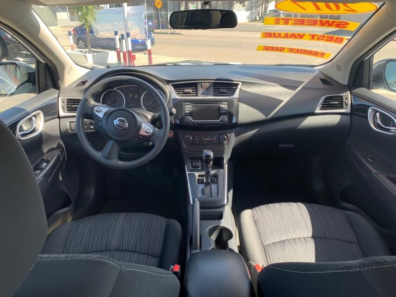 Nissan Sentra 2017 price $10,999