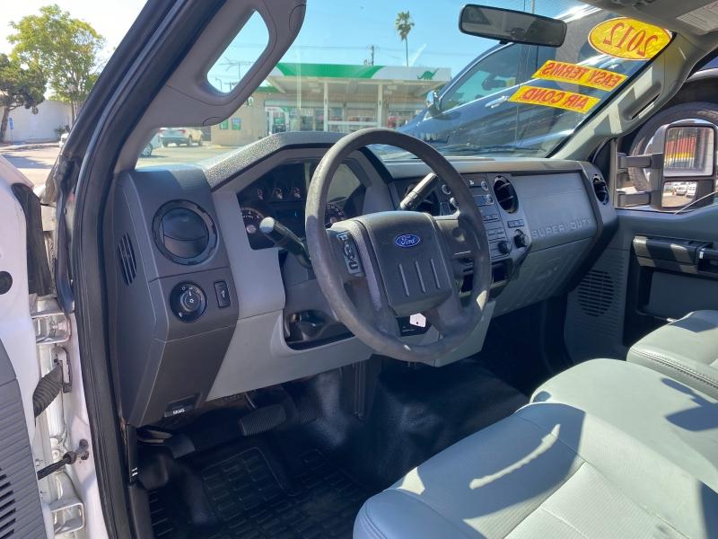 Ford Super Duty F-250 SRW 2012 price $8,995