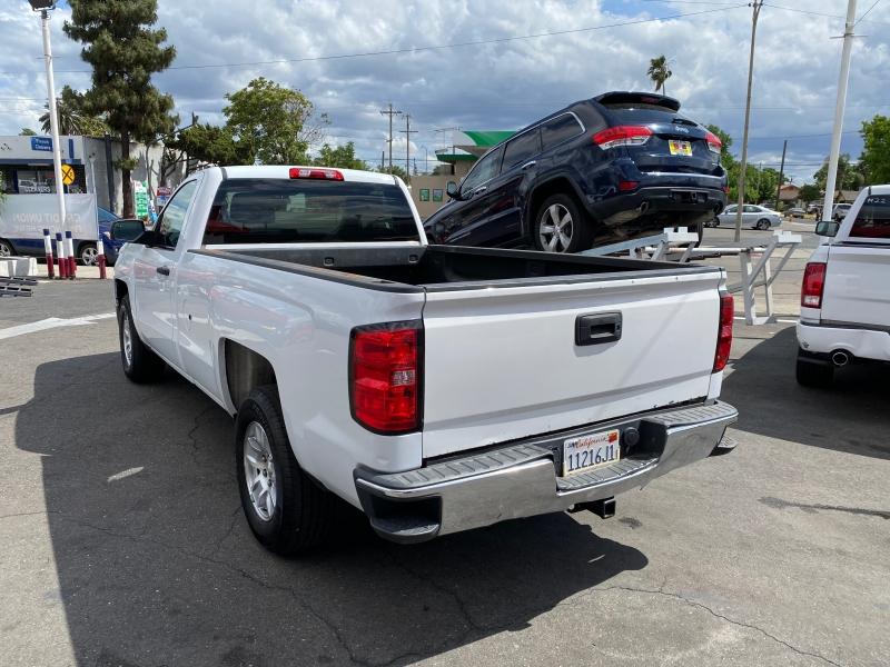 Chevrolet Silverado 1500 2014 price $10,990