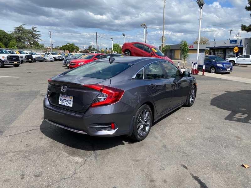 Honda Civic Sedan 2019 price $16,999
