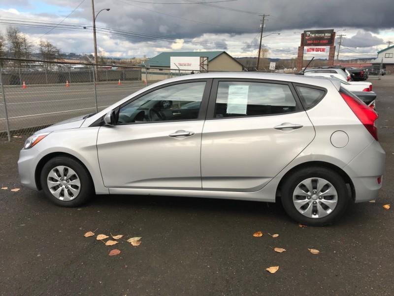 Hyundai Accent 2017 price $11,488
