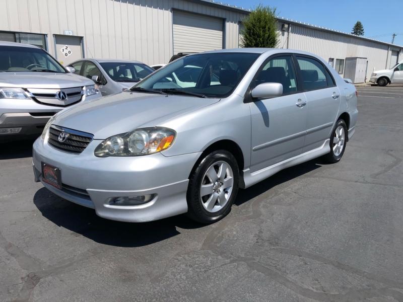 Toyota Corolla 2007 price $5,995
