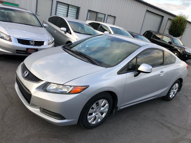 Honda Civic Cpe 2012 price $8,795