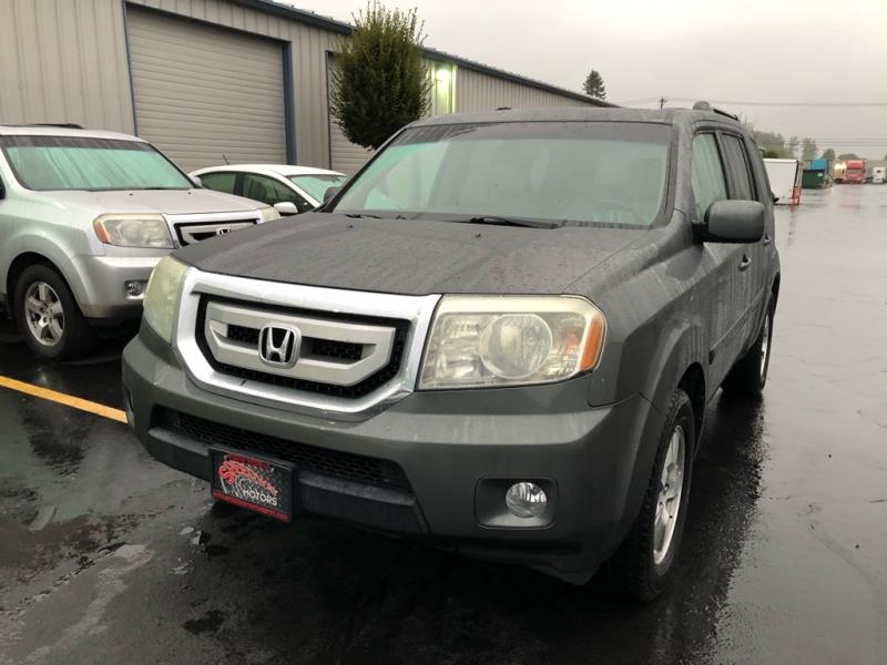 Honda Pilot 2009 price $8,495