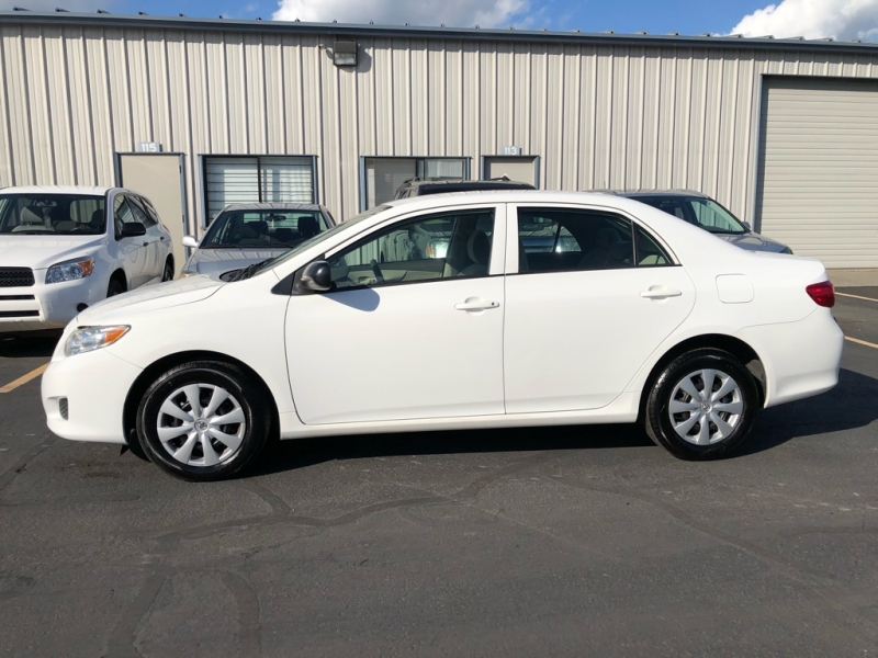 Toyota Corolla 2010 price $6,895
