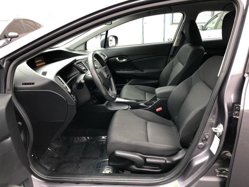 Honda Civic Sedan 2014 price $12,495