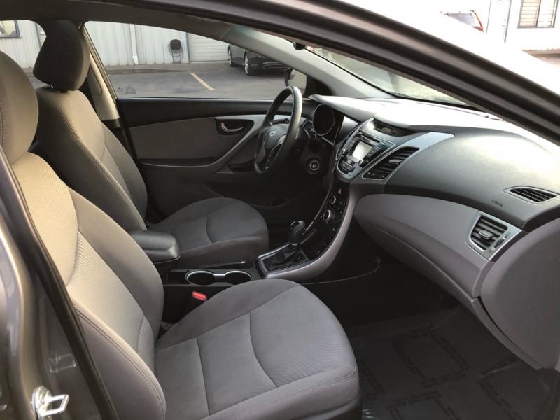 Hyundai Elantra 2014 price $7,495