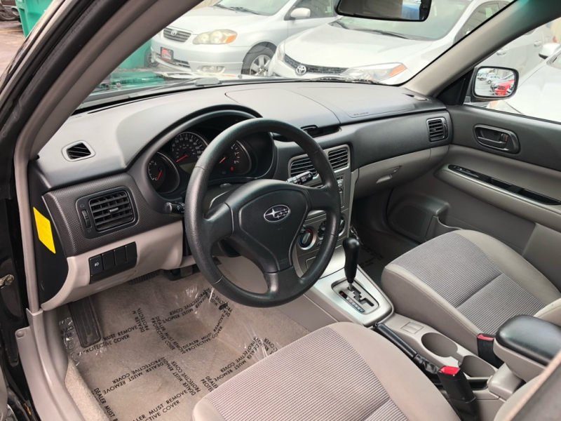 Subaru Forester 2007 price $6,995