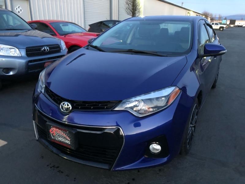 Toyota Corolla 2016 price $12,495