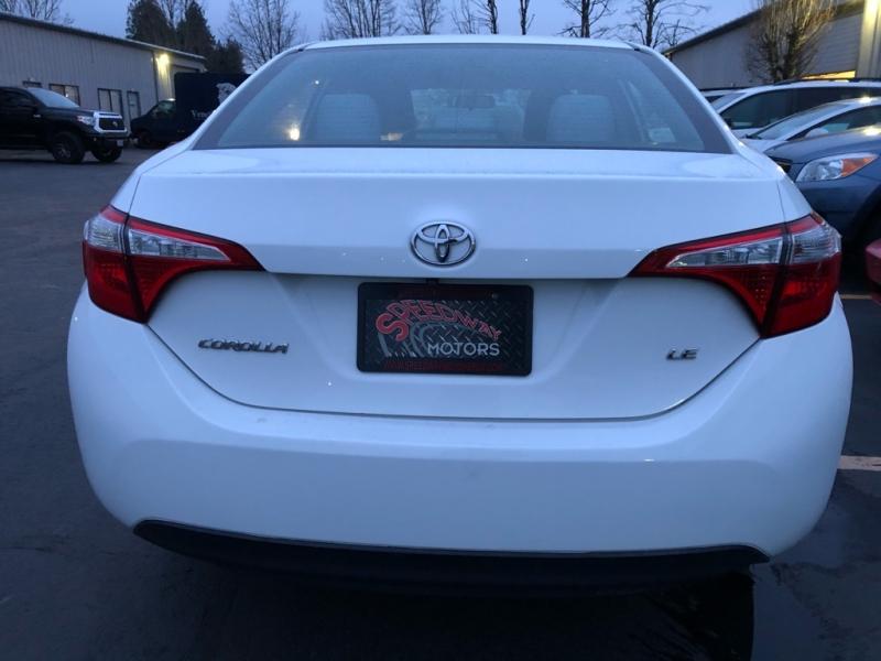 Toyota Corolla 2014 price $12,495