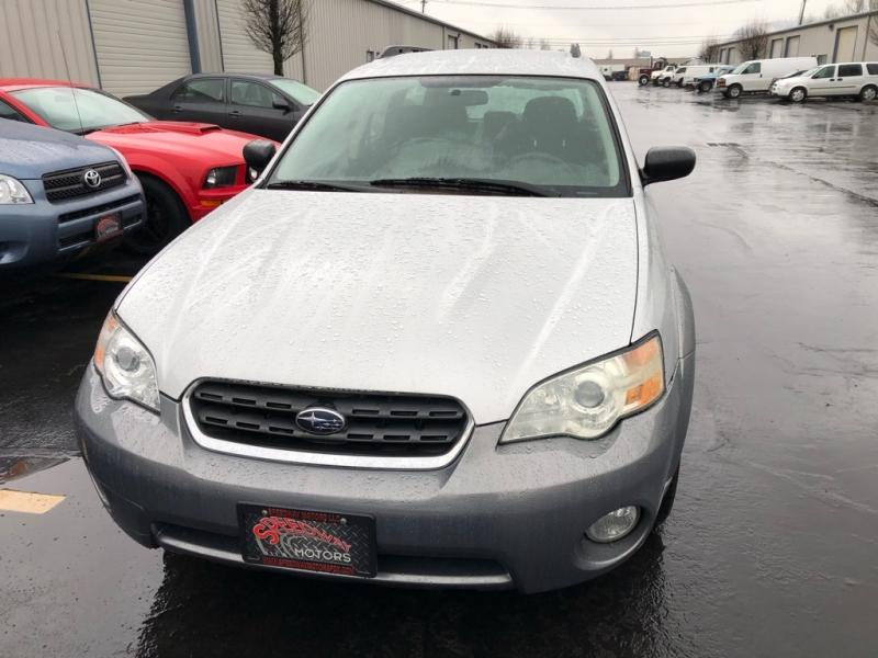 Subaru Legacy Wagon 2006 price $7,995