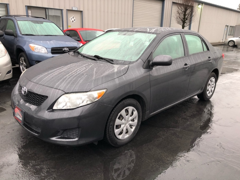 Toyota Corolla 2009 price $8,495