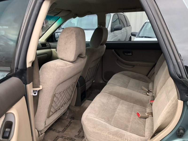 Subaru Legacy Wagon 2001 price $4,995