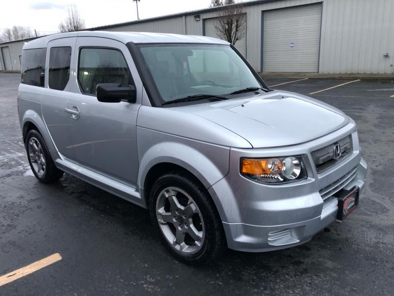 Honda Element 2007 price $8,495
