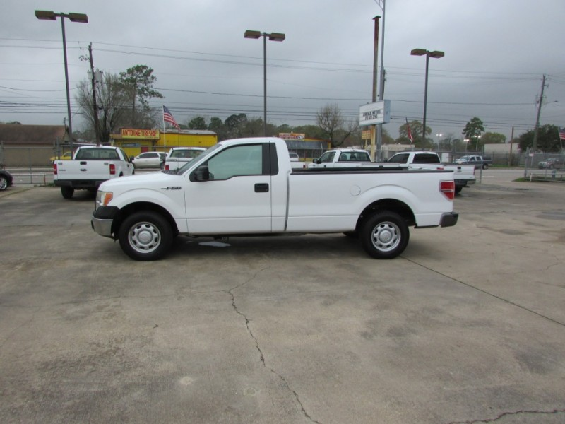 Ford F-150 2011 price $7,033