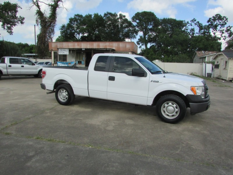 Ford F-150 2014 price $10,932