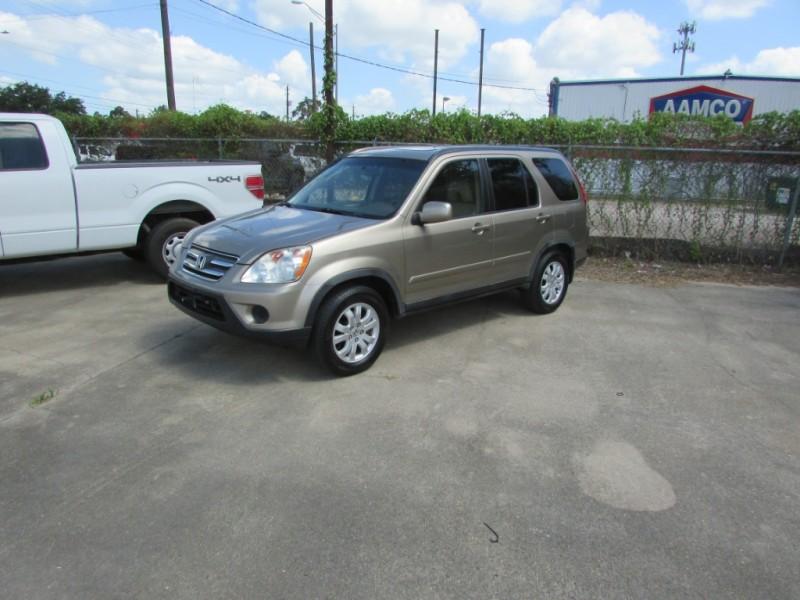 Honda CR-V 2005 price $4,270