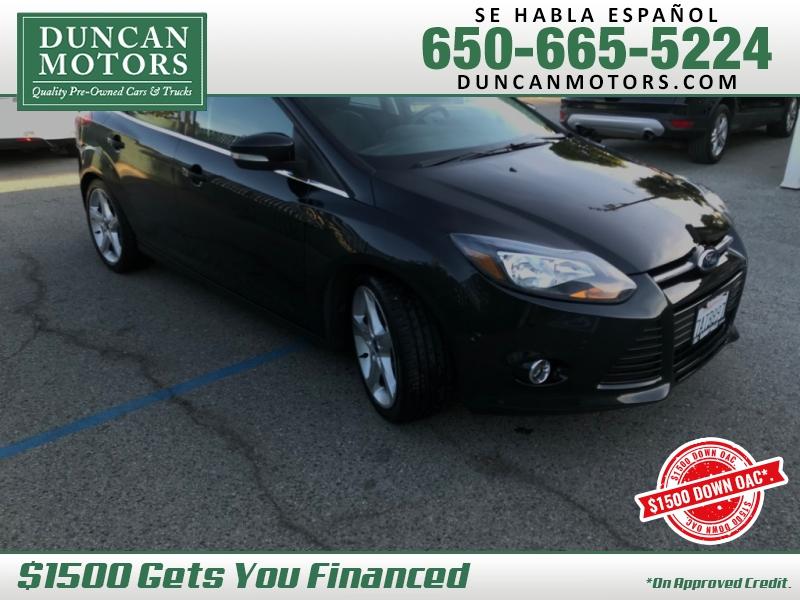 Ford Focus 2013 price $11,995