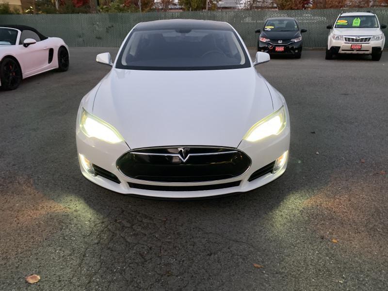 Tesla Model S 2013 price $33,500